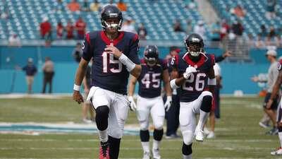 Ryan Mallett se perdió el vuelo de los Texans a Miami, los alcanzó en un vuelo comercial