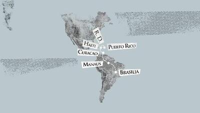 Cinco países y más de 7,000 millas: la odisea de una familia cubana para llegar a Estados Unidos