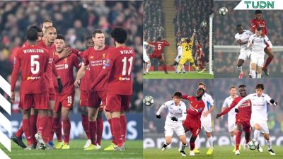 Liverpool gana y toma el liderato del grupo E