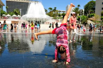 En fotos: 10 destinos para escapar de la ola de calor extremo en Los Ángeles