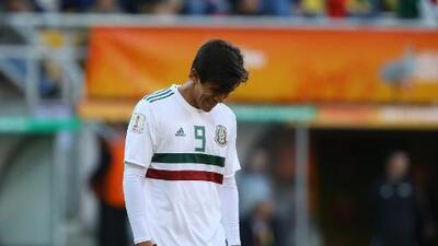 La falta de puntería: pecado de México Sub-20