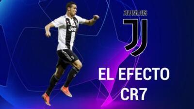 El efecto CR7: todos los goles de la Juventus en la Fase de Grupos de la Champions