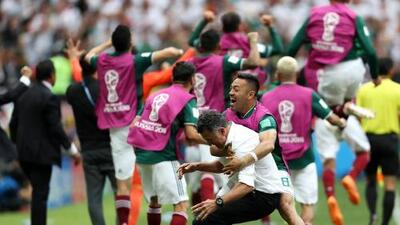 La sonrisa de Juan Carlos Osorio en el sorteo es la de todo México