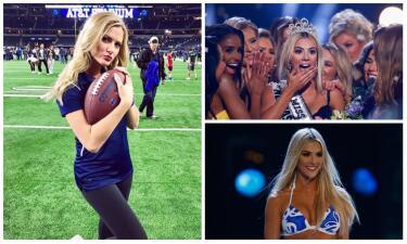 Sarah Summers, la nueva Miss America que es fanática de los deportes