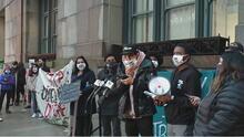 Con una vigilia y una huelga de hambre buscan impedir la mudanza de General Iron al sureste de Chicago