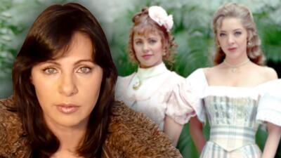 Así se despidió Ana Colchero de Edith González, su hermana y enemiga en 'Corazón salvaje'