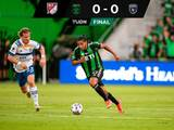Austin FC empata con San José Earthquakes en el primer juego de su nuevo estadio