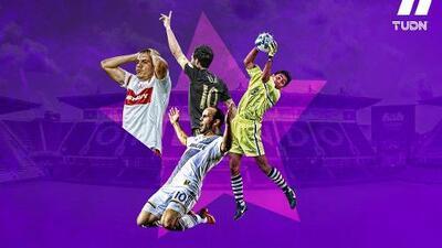 Jugadores destacados en la historia del Juego de Estrellas de la MLS