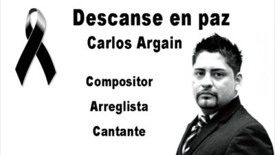 Muere Carlos Argain, de La Sonora Dinamita
