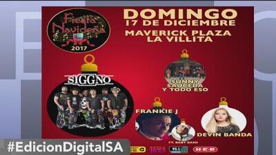 Nueva fecha para la Fiesta Navideña de Univision