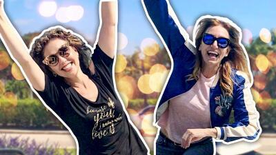 Más que amigas son como hermanas: así es la relación de Lili Estefan y Thalía