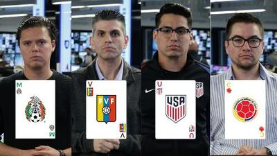 El Póker: Si el Mundial fuera hoy, ¿cómo le iría a México contra sus rivales de grupo?