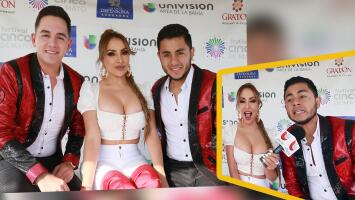 """""""Saliendo de Mazatlán todos somos solteros"""": La Bronca ventaneó a los integrantes de Banda Carnaval"""