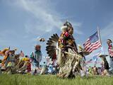 Protestas de nativos obligan a Obama a revisar el trazado de un oleoducto en Dakota del Norte