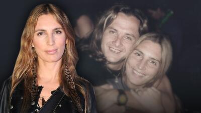 """""""Me hubiera gustado irme con él"""": Carina Ricco recordó lo difícil que fue superar la muerte de Eduardo Palomo"""