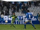 El Oviedo de Alanís dejó escapar la victoria en el último minuto ante Las Palmas