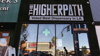 La marihuana recreativa ya es legal en California, pero para su compra hay restricciones