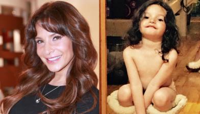 Mira cómo ha crecido la hija de Lorena Rojas