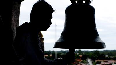 Las campanas que anuncian muertos en Bolivia