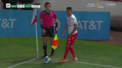 Tiro de esquina para FC Juárez