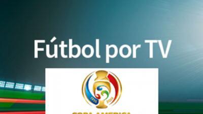 Dónde ver la Copa América Centenario por Televisión