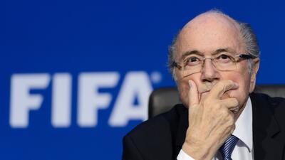 TAS rechaza el recurso Blatter y confirma su suspensión