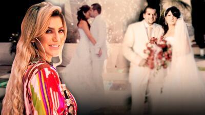 """""""Ni la muerte nos separa"""": a dos meses del asesinato de Hugo Figueroa su viuda celebra sus 11 años de matrimonio"""