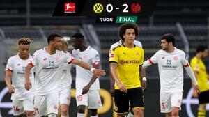 Depresión total: Borussia perdió tras ver coronarse al Bayern Munich