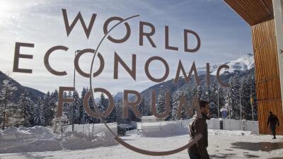#DisruptingGender live from Davos
