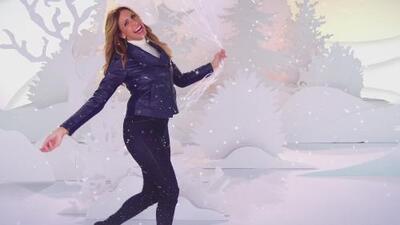 Con estas emotivas palabras, Lili Estefan presentó el video de Navidad de la familia Univision