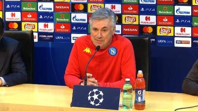 "Ancelotti se pone autocrítico: ""Si no nos clasificamos, somos idiotas"""