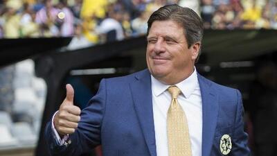 Miguel Herrera estuvo de acuerdo con que el América vs. Veracruz se juegue en Toluca