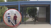 Este centro de apoyo en el Valle de San Fernando ayuda a menores inmigrantes que cruzan solos la frontera