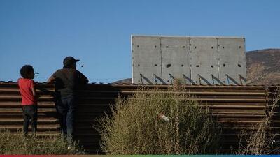 El muro es para protegernos de una invasión y no para disuadir a los inmigrantes, asegura clarividente