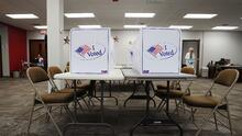 Acusan a una mujer de cambiar sin consentimiento los registros de votantes en condado el centro de Florida