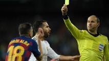 Ya hay árbitro para el Clásico Real Madrid-Barcelona