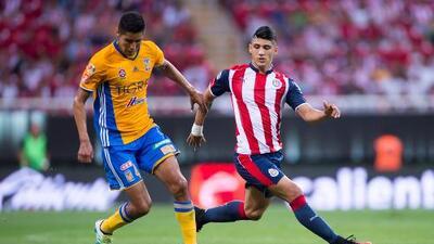 Cómo ver Chivas vs. Tigres en vivo, por la Liga MX