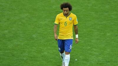 Marcelo se perderá la Copa América por lesión y es segunda baja de Brasil