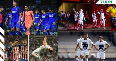 Las postales de la Jornada 18 en la Liga MX