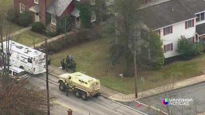 Tiroteos cerca de Filadelfia, Pensilvania, dejan al menos seis muertos
