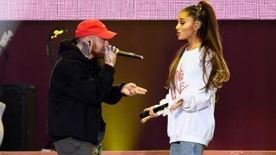 Hallan muerto a Mac Miller, reconocido rapero expareja de Ariana Grande (reportes)