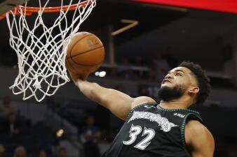 Carrusel NBA: algunos equipos top sufrieron con otros de menor rango esta noche