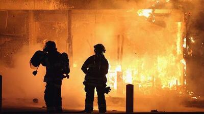 ¿Por qué los bomberos tienen 9% más de riesgo de ser diagnosticados con cáncer?