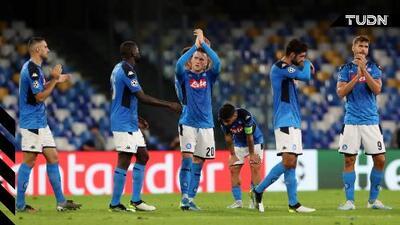 Aficionados abuchean a jugadores del Napoli