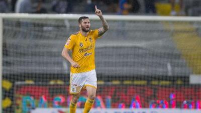 Los festejos siguen: Gignac agradece por sus 100 goles