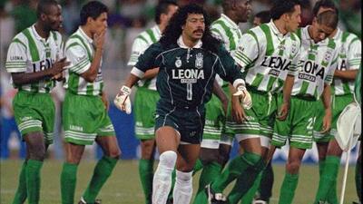 Desde René Higuita hasta Rafael Márquez: las incómodas relaciones del narco con el fútbol