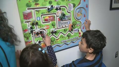 Esta iniciativa pretende que los viajes en avión sean una realidad cotidiana para niños con autismo