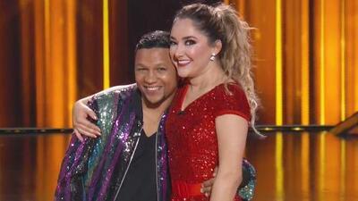 Sherlyn e Iván Calderón quedan nominados en la segunda gala de Mira Quién Baila All Stars