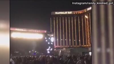 Tiroteo en Las Vegas: Policías de Arizona se encontraban en el concierto