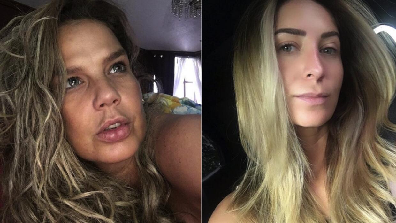 e06b62a6c Así se ven las actrices con y sin maquillaje | Shows Novelas | Univision